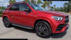 2021 Mercedes-Benz GLE-Class GLE 350 4MATIC