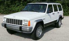 1996 Jeep Cherokee Country