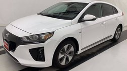 2019 Hyundai Ioniq Electric Base