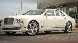 2013 Bentley Mulsanne Base