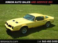 1976 Pontiac Firebird 2dr Coupe Formula