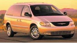 2001 Chrysler Town and Country Limited