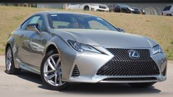 2021 Lexus RC 300 Base