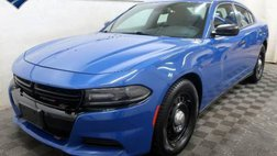 2015 Dodge Charger Police