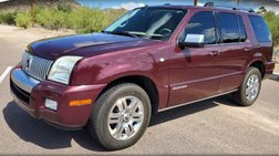 2008 Mercury Mountaineer Premier