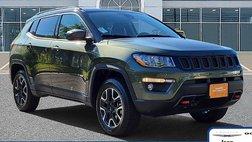 2021 Jeep Compass Trailhawk