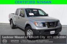 2012 Nissan Frontier S
