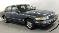 1997 Mercury Grand Marquis GS