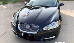 2011 Jaguar XF Base