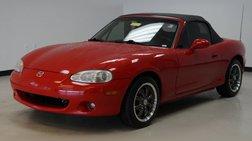 2005 Mazda MX-5 Miata Cloth