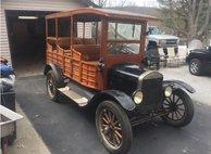 1926 Ford 1926 FORD MODEL T DEPOT HACK