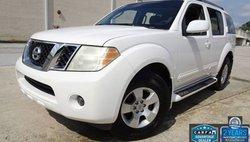 2008 Nissan Pathfinder S