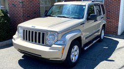 2011 Jeep Liberty 2WD 4dr Limited