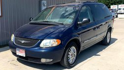 2002 Chrysler Town and Country Limited