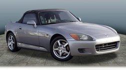 2001 Honda S2000 Base
