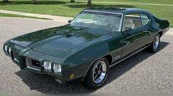 1970 Pontiac GTO Upgraded 5-Speed Trans Power Steering Power Disc Brakes