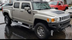 2009 HUMMER H3 4WD 4dr H3T Adventure