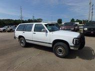 1993 Chevrolet S-10 Blazer Base