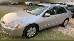 2004 Honda Accord LX V-6