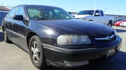 2003 Chevrolet Impala LS