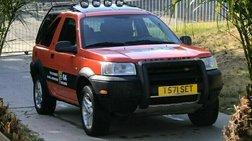2003 Land Rover Freelander SE3