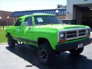 1990 Dodge RAM 150 SE