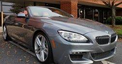 2015 BMW 6 Series 640i