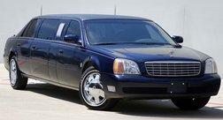 2001 Cadillac DeVille Limousine * ONLY 30k MILES * Chrome Wheels * NICE!