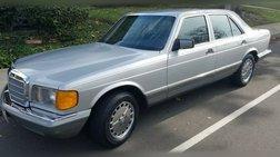 1985 Mercedes-Benz 300-Class 300 SD