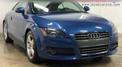 2009 Audi TT 2.0T