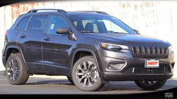 2021 Jeep Cherokee 80th Anniversary Edition