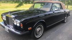 1978 Rolls-Royce Corniche Convertible