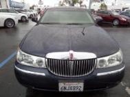 2001 Lincoln Town Car Signature
