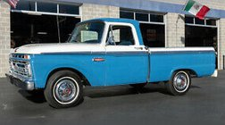 1966 Ford F-100 Short Bed