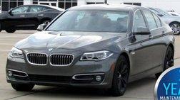 2014 BMW 5 Series 535d