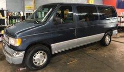 1997 Ford Club Wagon