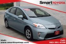 2015 Toyota Prius Three   18,001 Mi. Davenport, IA ...
