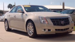 2011 Cadillac CTS 3.0L Performance