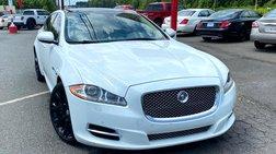 2012 Jaguar XJL Supercharged