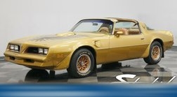 1978 Pontiac Firebird Trans Am Y88 Special Gold Edition