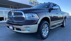 2013 Ram Ram Pickup 1500 Laramie Longhorn