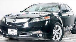 2012 Acura TL w/Tech