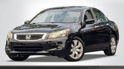 2009 Honda Accord EX V6