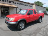 2000 Nissan Frontier XE-V6