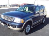 2005 Ford Explorer Eddie Bauer