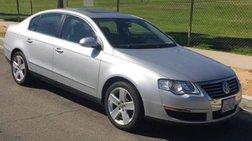 2008 Volkswagen Passat Komfort