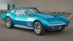 1969 Chevrolet Corvette L88 Legendary L88 Corvette 427 V8 4-Speed