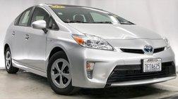2014 Toyota Prius Four