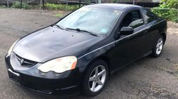 2004 Acura RSX 2dr Cpe AT Leather