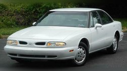 1999 Oldsmobile Eighty-Eight 1 OWNER LOW 41K MILES CLEAN CARFAX NON-SMOKER!